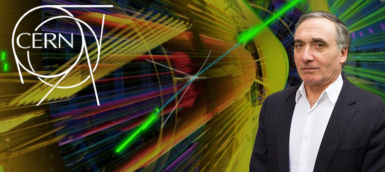 Pierre Baldi leads ICS's machine learning research, which assists particle physics experiments at CERN.