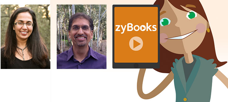 zyBooks Touts 'Less Text, More Action'