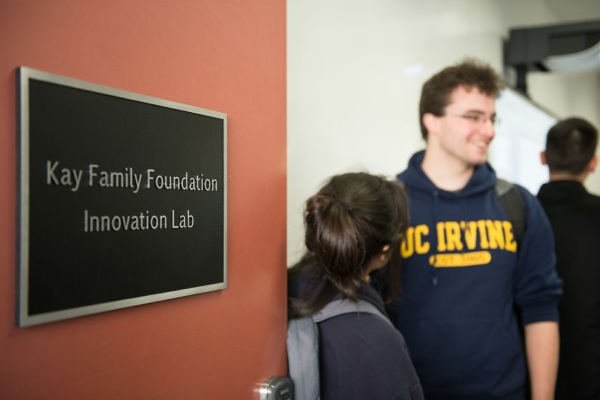 Kay Family Foundation Innovation Lab