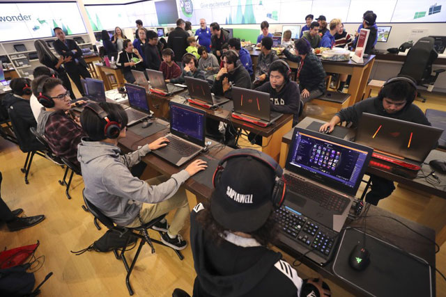 The San Diego Tribune: 'Esports makes its way into San Diego high schools and has boosted some students into college' - Professor Constance Steinkuehler comments on teaching students to be better online citizens
