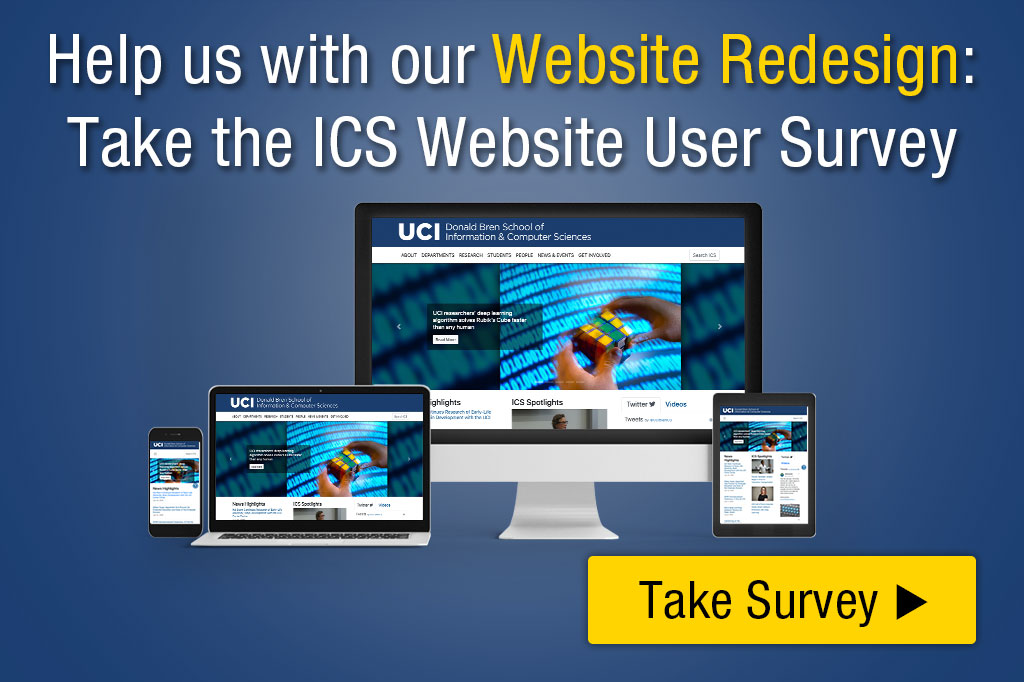 Help us with our website redesign: Take the ICS Website User Survey