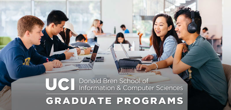 UCI ICS logo - Graduata Programs