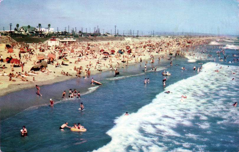 Huntington Beach State Park California The Best Beaches In World