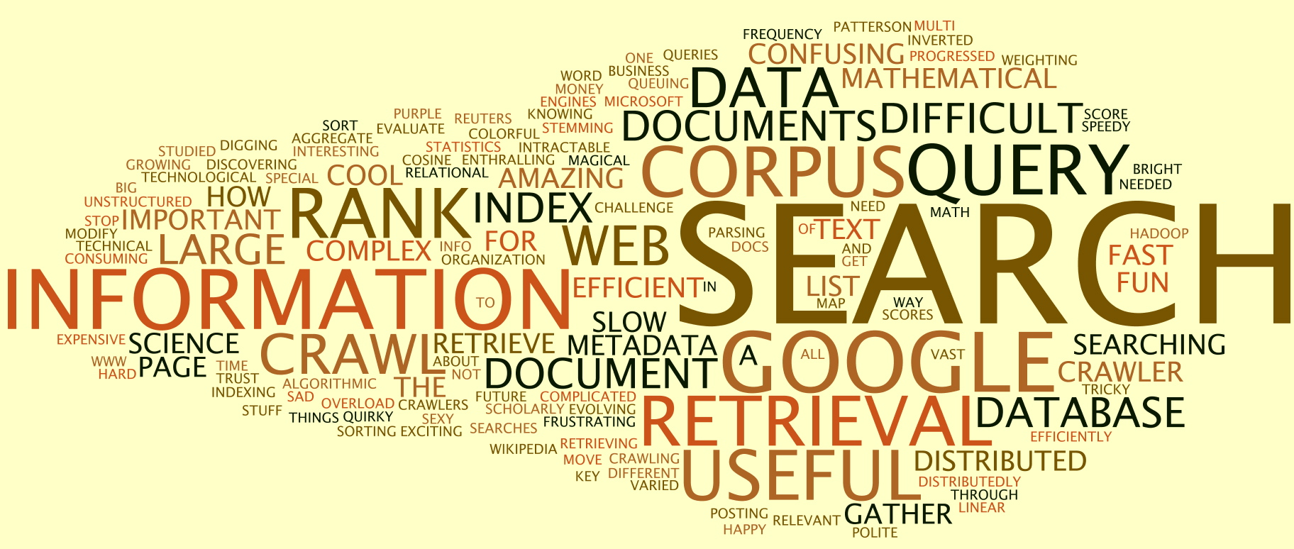 CS 276: Information Retrieval and Web Search