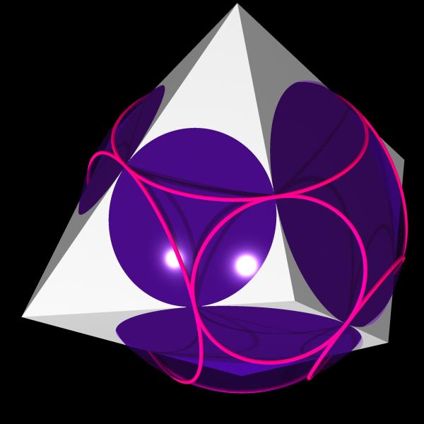 edge tangent polytope illustrating