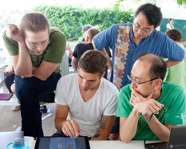 Erik Demaine, Andrew Winslow, Ryuhei Uehara, and Yushi Uno