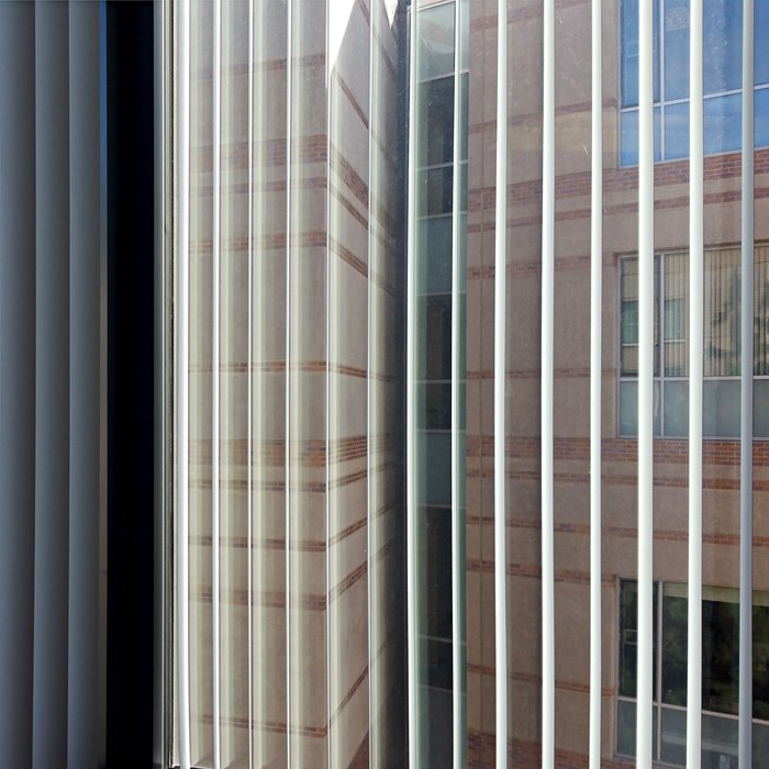 UC Irvine's CalIT2 building from Donald Bren Hall, room 4082