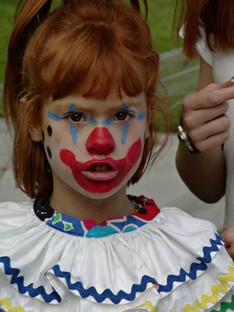 Painted Clown