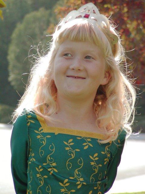 Sara As Princess Fiona