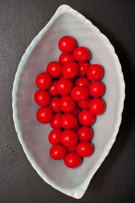 Bowl of Jaffas