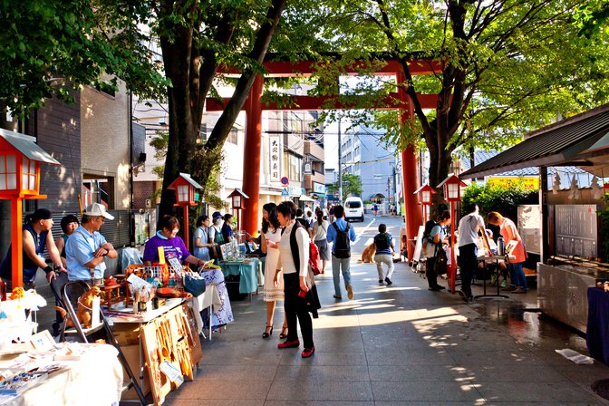 Akagi Shrine Craft Fair  Akagi Shrine Cr...