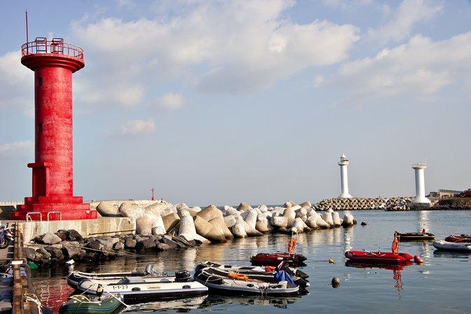 Jeju Harbor