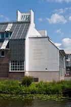 Ida Gerhardt, Code D'Honneur, Wall Poem in Leiden