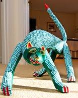 Oaxacan jaguar