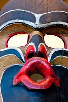 Dzunukwa, Museum of Anthropology, Vancouver, Canada