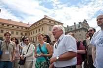 Math Tour In Prague Castle