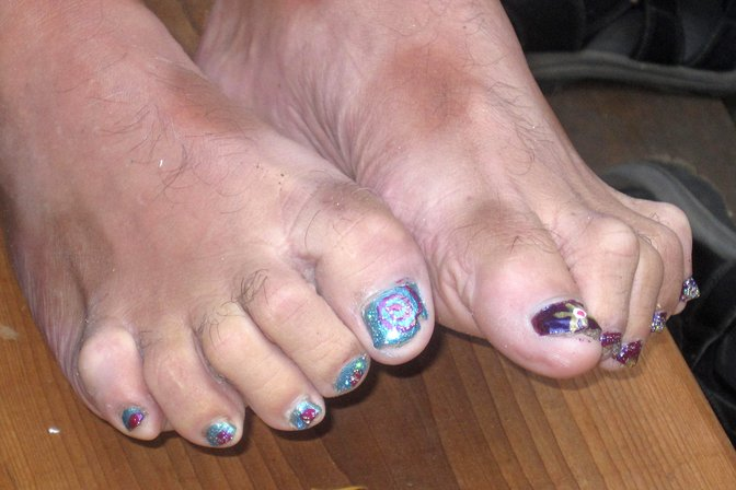 phils pretty toes