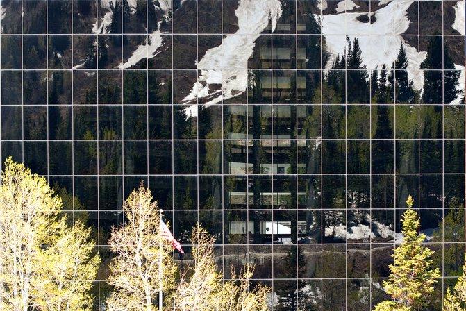 Cliff Lodge, Snowbird, Utah