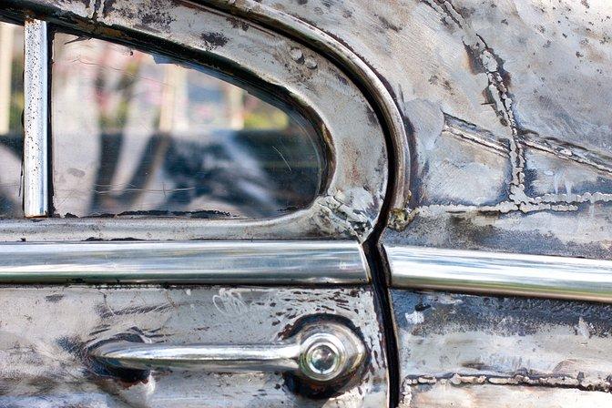 Restored 1950 Chevy Fleetline