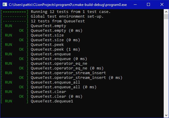 Program 0
