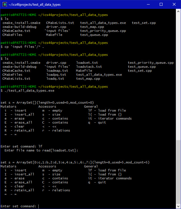 Command Line Cygwin Tools