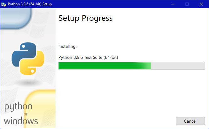 python download for windows 7 64 bit